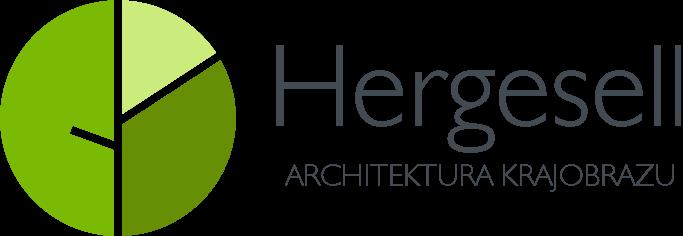 Logo Hergesell Architektura Krajobrazu - Projektowanie Ogrodów Krapkowice